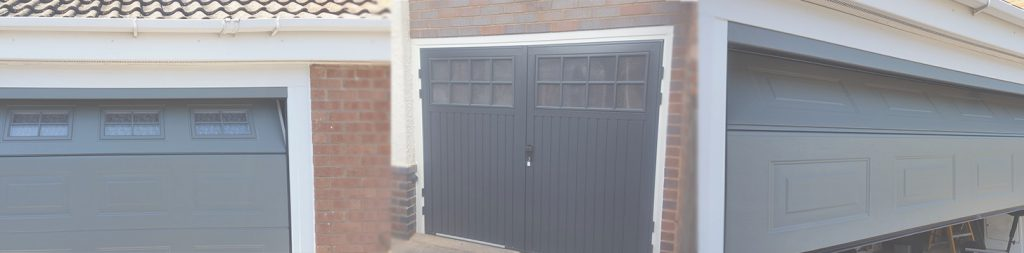 Grey Garage Doors Wmgaragedoors Co Uk