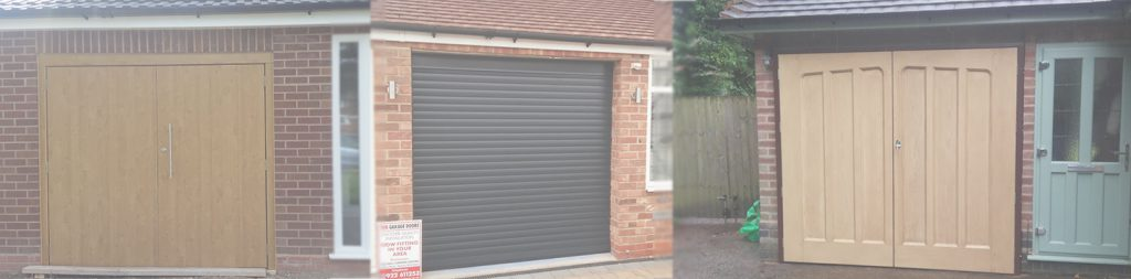 Stourbridge Garage Doors from WM Garage Doors