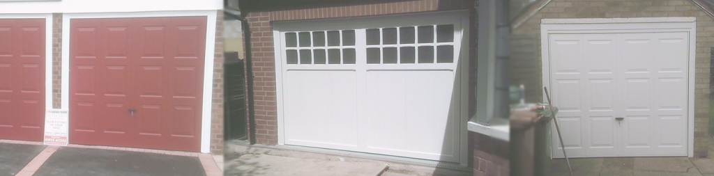 Sutton Coldfield Garage Doors from WM Garage Doors