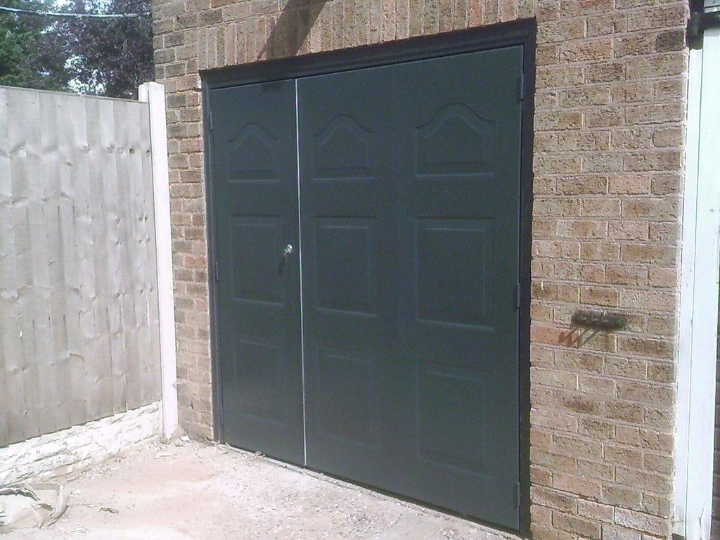 Garage Door Supply Installation Throughout Birmingham