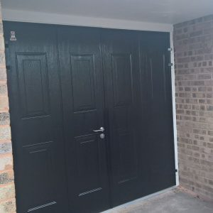 Side Hinged Garage Doors Wmgaragedoors Co Uk