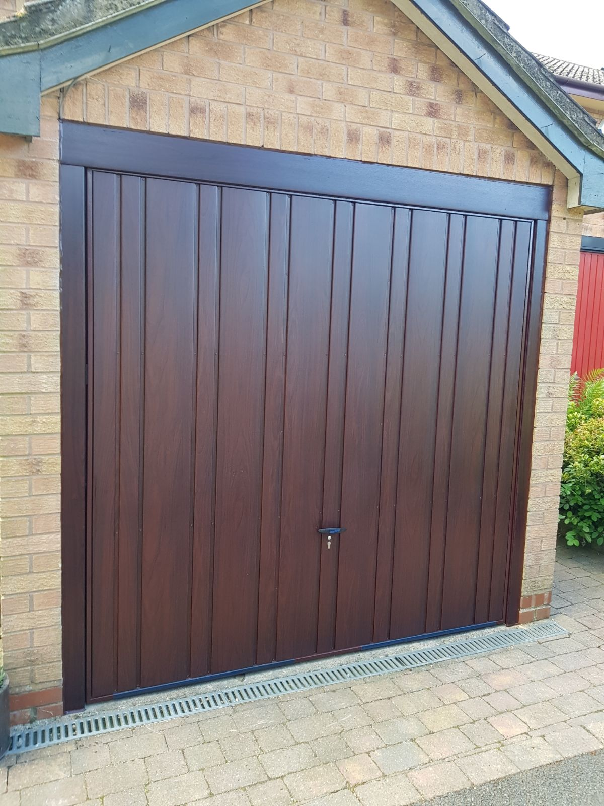 Canopy Garage Doors Suppliers In Sutton Colfield Lichfield