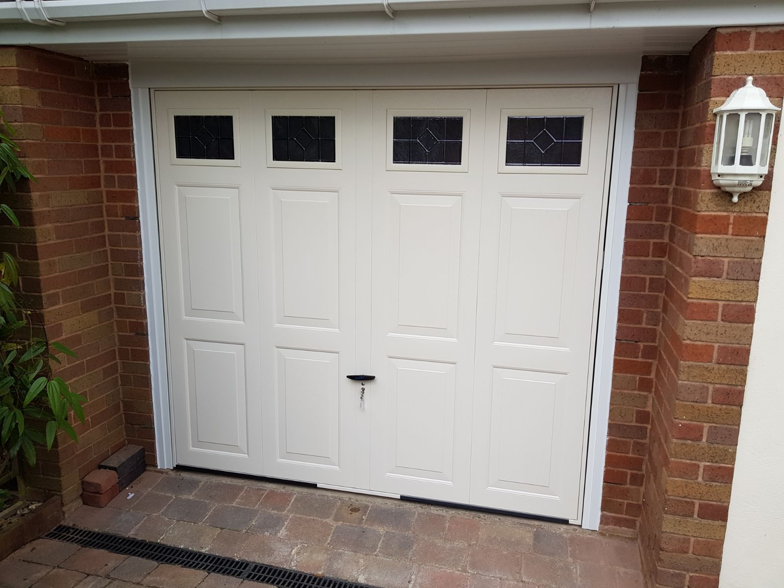Fibreglass Garage Doors