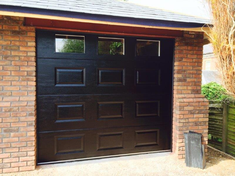 Sectional Garage Doors In Birmingham And Sutton Coldfield