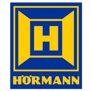 hormann garage doors logo large