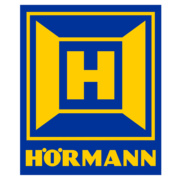 hormann garage doors logo large
