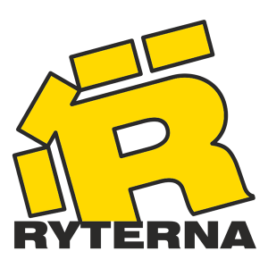 Ryterna garage door logo large