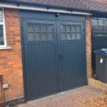 cardale steel garage door installation