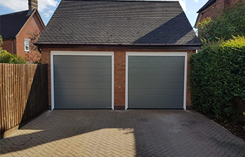 Hormann Sectional Garage Door Sept 18