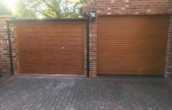 Select Side Hinged Garage Door Aug 18