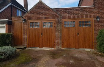 Cardale Wooden Side Hinged Garage Doors Nov 18