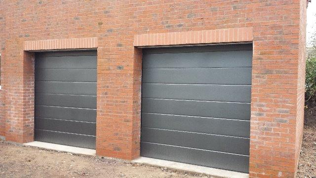 What S The Best Security Garage Door For Me Secured By Design